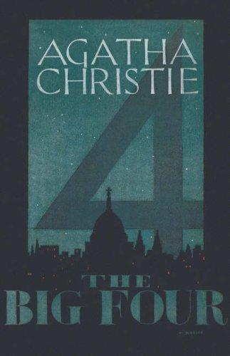 The Big Four (facsimile edition) by Agatha Christie image