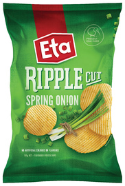 Eta Ripple Cut Spring Onion (150g)