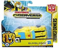 Transfomers: Cyberverse - 1-Step Changer - Bumblebee