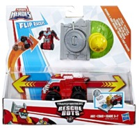 Transformers: Rescue Bots Flip Racers - Heatwave