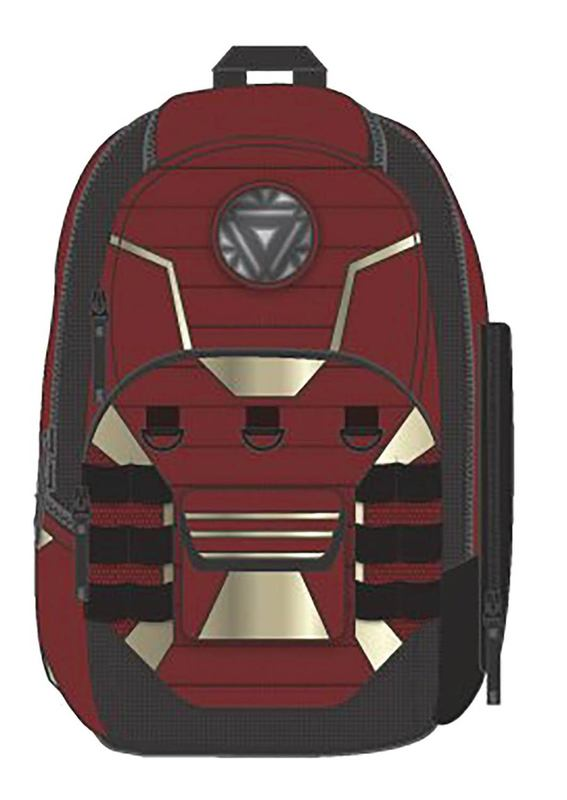 db8278513986f4 Iron Man - Built Laptop Backpack | Men's | at Mighty Ape NZ