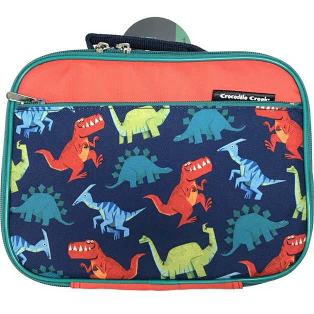 Crocodile Creek Classic Lunchbox - Dinosaurs