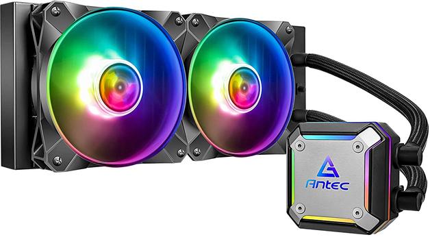 240mm Antec Neptune 240 Advanced ARGB AIO CPU Cooler