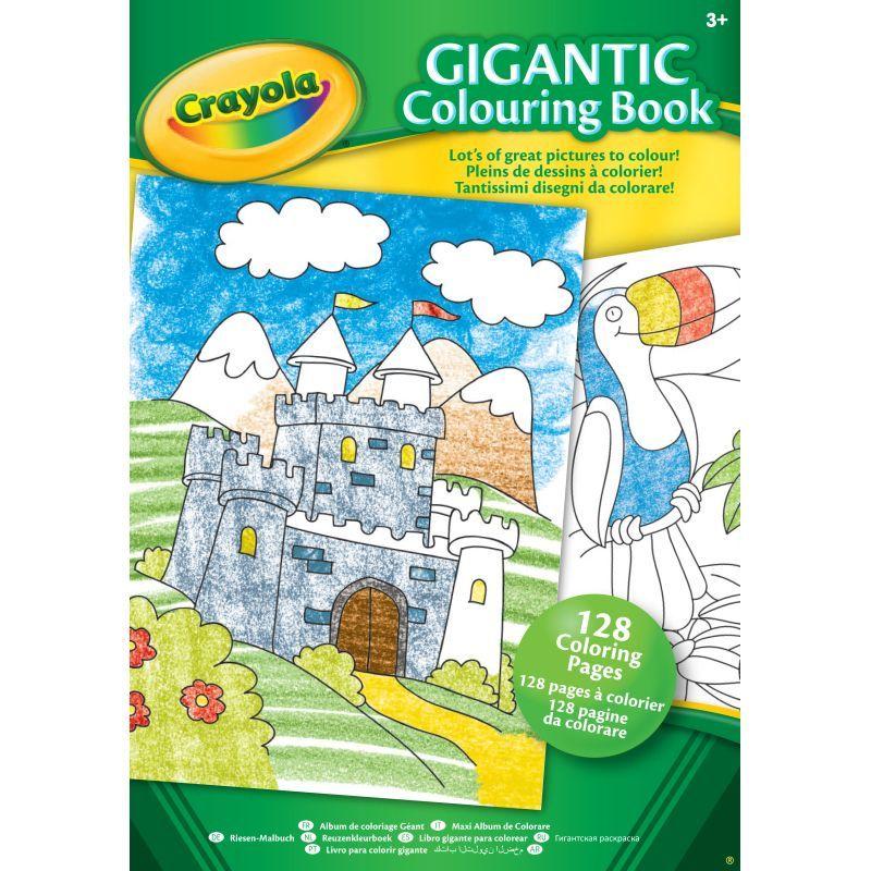 Crayola - Gigantic Colouring Book image