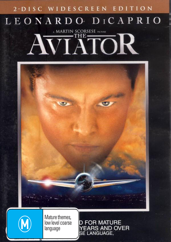 Aviator, The  (2 Disc Set) on DVD image