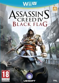 Assassin's Creed IV Black Flag for Wii U