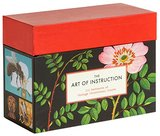 The Art of Instruction Postcard Box: 100 Postcards of Vintage Educational Charts by Chronicle Books