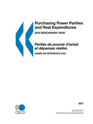 Purchasing Power Parities and Real Expenditures 2007 by OECD Publishing image