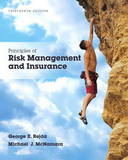 Principles of Risk Management and Insurance by George E. Rejda