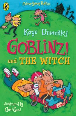Goblinz and the Witch by Kaye Umansky image