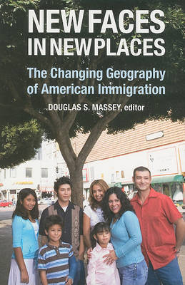 New Faces in New Places by Douglas S Massey image