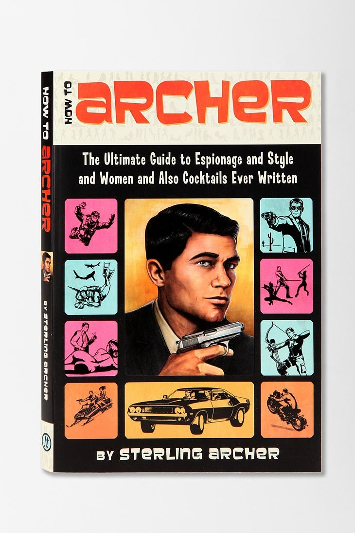 How to Archer by Sterling Archer image