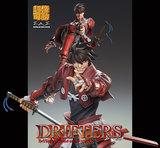 Super Action Statue: Drifters - Toyohisa Shimazu Articulated Figure