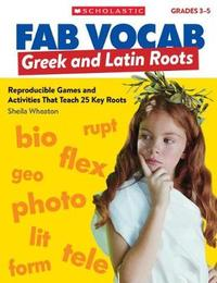 Greek & Latin Roots by Sheila Wheaton image