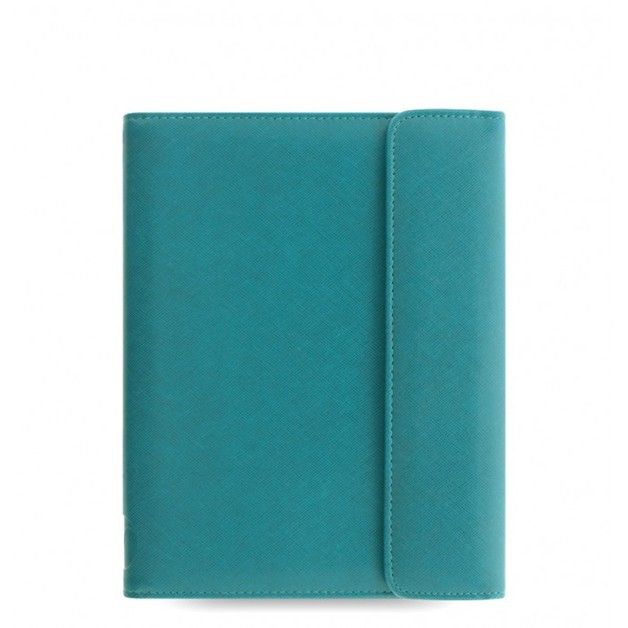 Filofax Saffiano Wrap Small Tablet Cover - Aquamarine