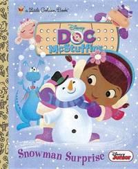 Snowman Surprise by Andrea Posner-Sanchez