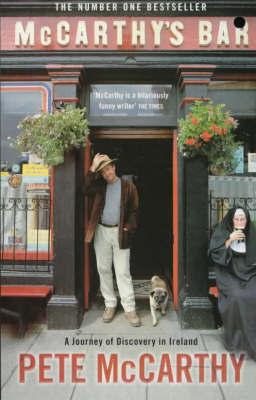McCarthy's Bar by Pete McCarthy image