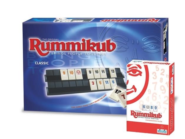 Rummikub: Classic Pack - Bundle Pack image