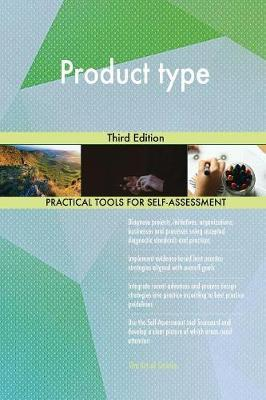 Product Type Third Edition by Gerardus Blokdyk image