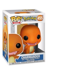 Pokemon - Charmander Pop! Vinyl Figure image