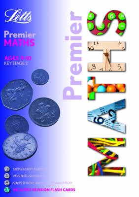 Premier Maths 9-10 by Paul Broadbent image