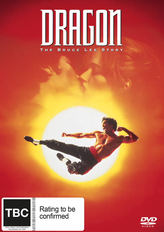 Dragon: The Bruce Lee Story on DVD