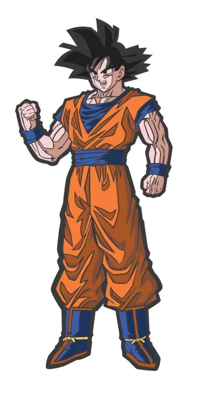 Dragon Ball Z: Goku (#22) - Collectors FIGPiN