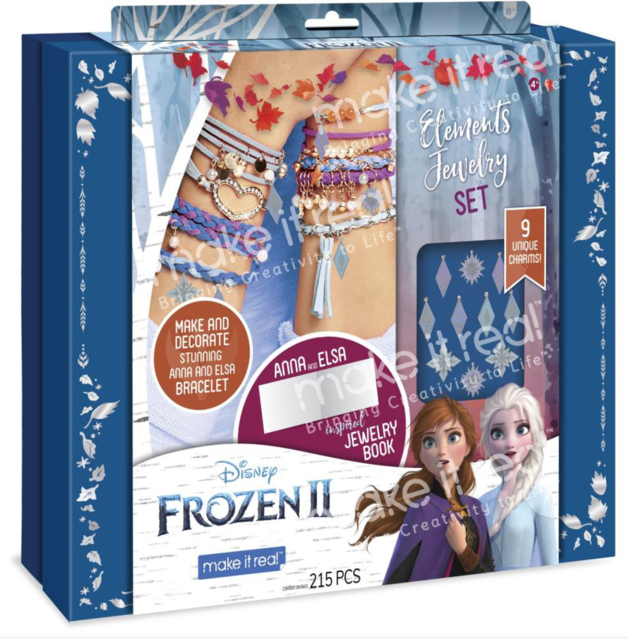 Make It Real: Frozen 2 - Elements Jewellery Set