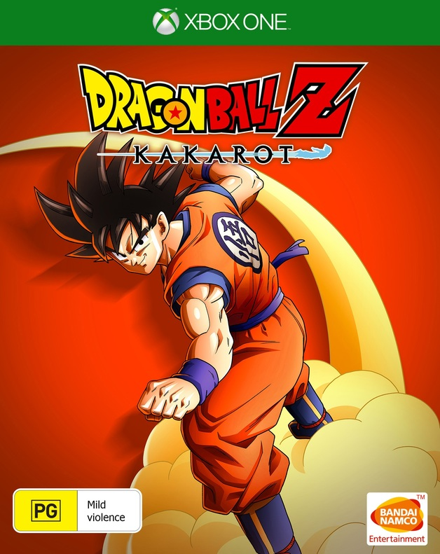 Dragon Ball Z Kakarot for Xbox One