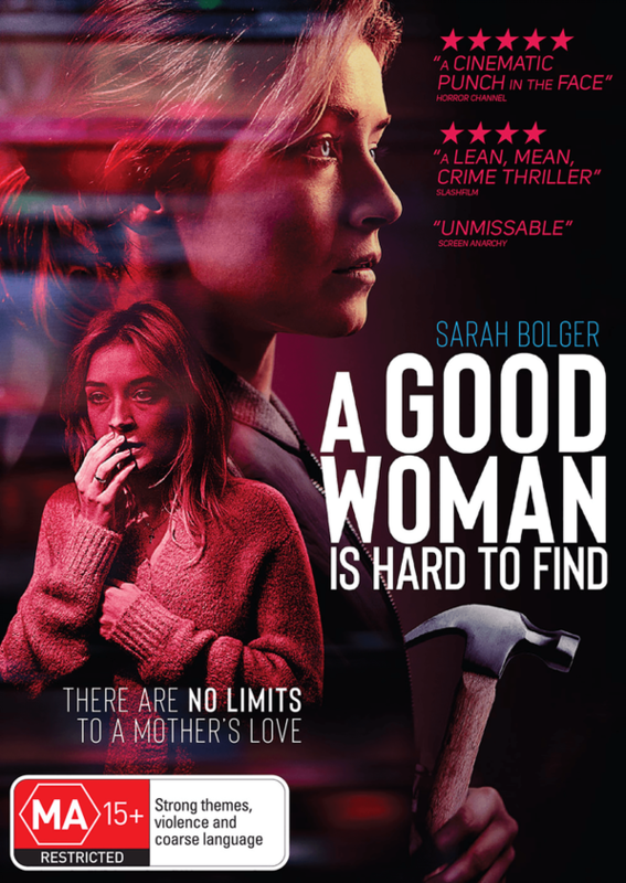 A Good Woman Is Hard To Find on DVD