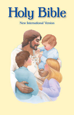 NIV Childrens Bible image