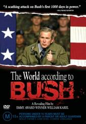 The World According To Bush on DVD