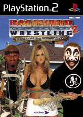 Backyard Wrestling 2: There Goes The Neighborhood for PlayStation 2
