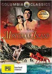 Mysterious Island on DVD
