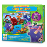 Puzzles In Motion: Click It! - Dino