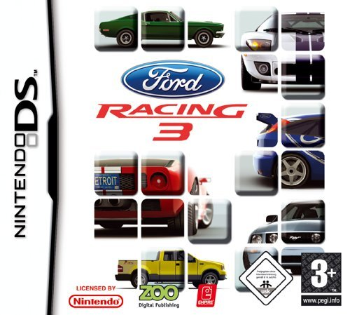 Ford Racing 3 for Nintendo DS