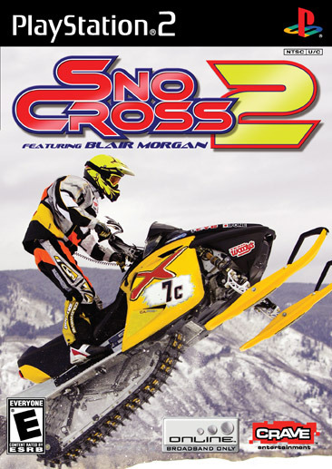 SnoCross 2 Featuring Blair Morgan for PlayStation 2