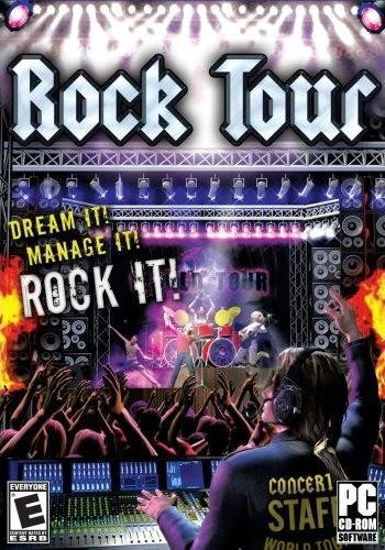 Rock Tour Tycoon for PC Games
