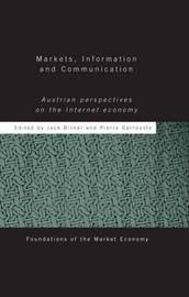 Markets, Information and Communication image