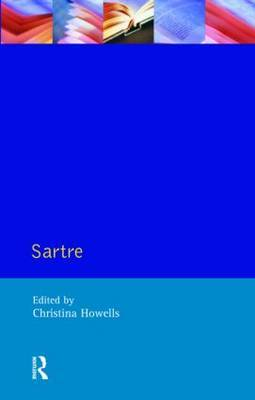 Sartre by Christina Howells image