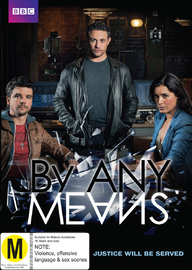 By Any Means - Season 1 on DVD