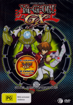 Yu-Gi-Oh! GX - Vol. 1.9 / 1.10 (2 Disc Set) on DVD