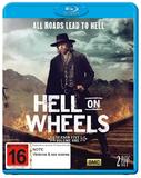 Hell on Wheels: Season Five - Part 1 on Blu-ray