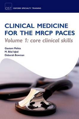 Clinical Medicine for the MRCP PACES by Gautam Mehta image