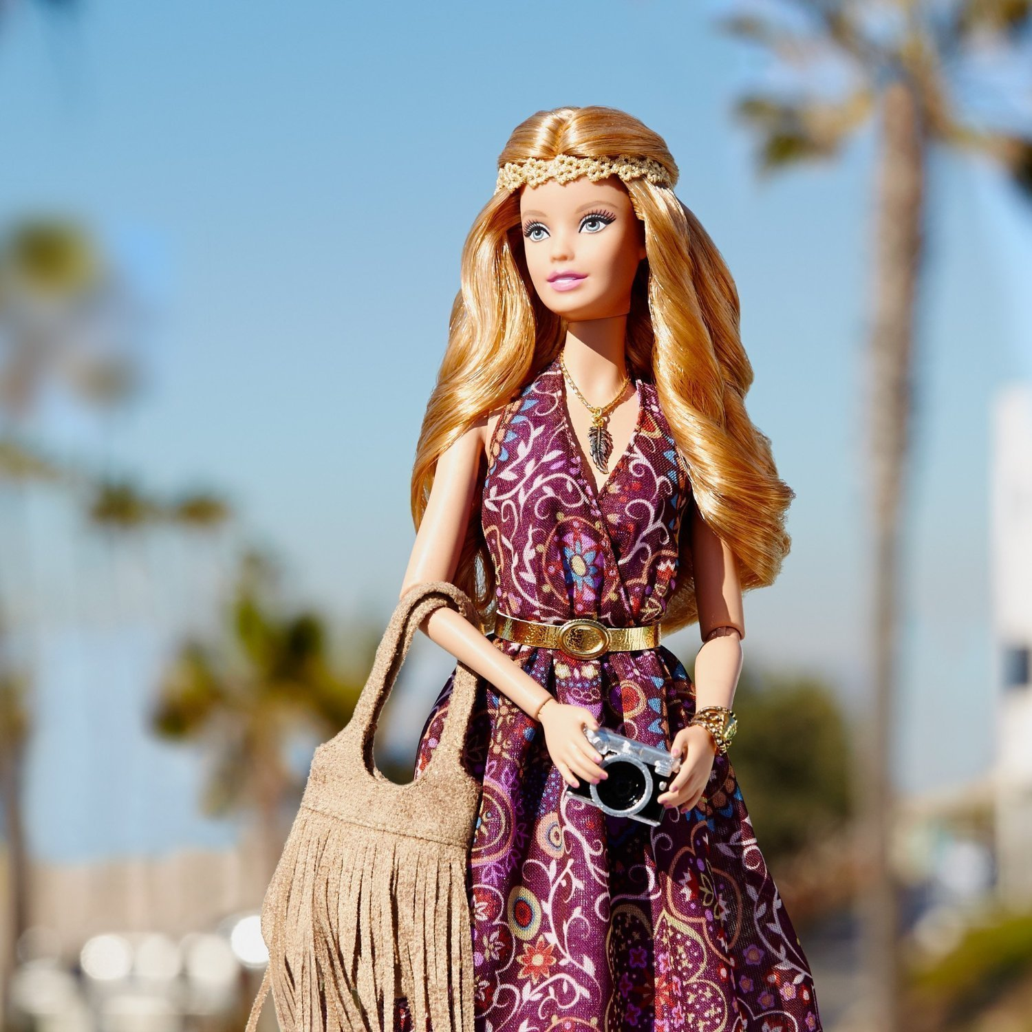 The Barbie Look: Music Festival - Barbie Doll image
