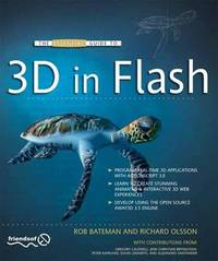 The Essential Guide to 3D in Flash by Richard Olsson image