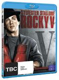 Rocky V on Blu-ray