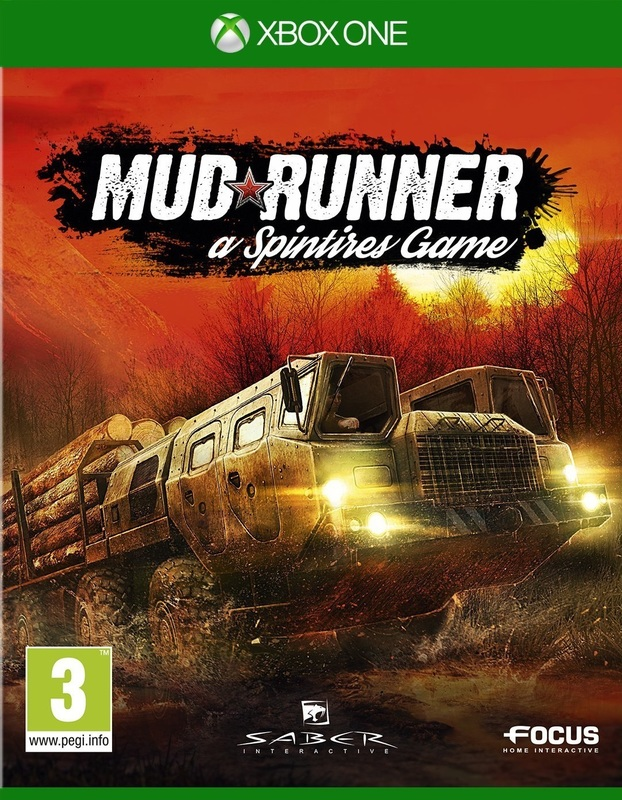 Spintires: Mudrunner for Xbox One