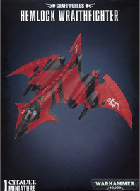Warhammer 40,000 Eldar Hemlock Wraithfighter