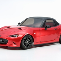 Tamiya: 1/10 Mazda MX-5 (M-05)